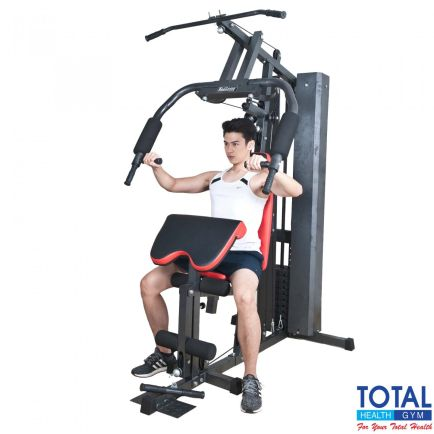 Home Gym TL-HG008 HOMEGYM TOTAL 1 SISI WITH COVER BEBAN 50Kg 3 model2