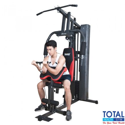 Home Gym TL-HG008 HOMEGYM TOTAL 1 SISI WITH COVER BEBAN 50Kg 4 model3