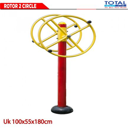 Total Fitness Outdoor ROTOR DUA CHIRCHEL 1 rotor_2circle