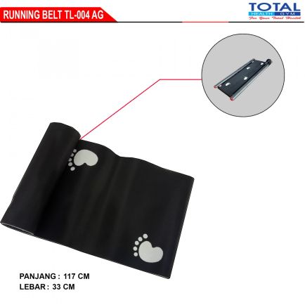 Spare Part RUNNING BELT TL-004 AG 1 running_belt_tl_004ag